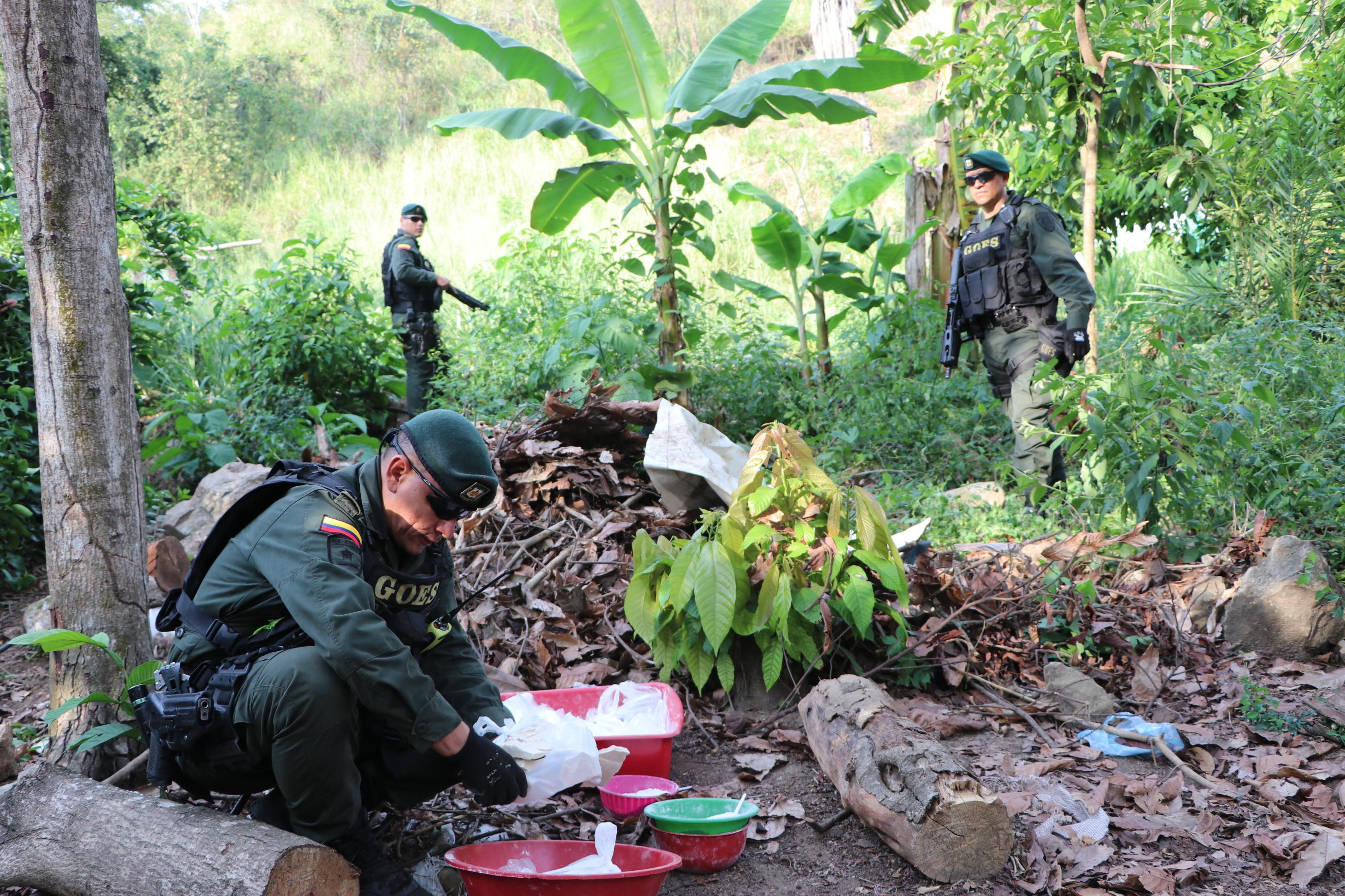 Fuerte golpe al microtráfico al Norte de Bucaramanga | Justicia | EL FRENTE