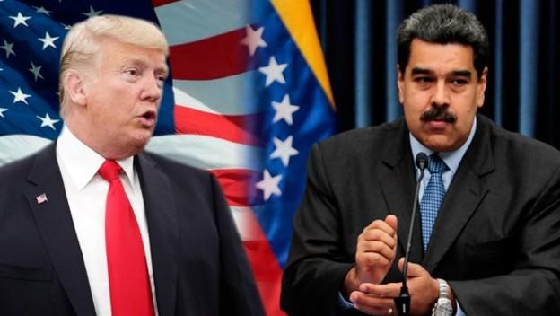 ÚLTIMA HORA: Donald Trump ofrece 15 millones de dólares por la cabeza de Nicolás Maduro   EL FRENTE