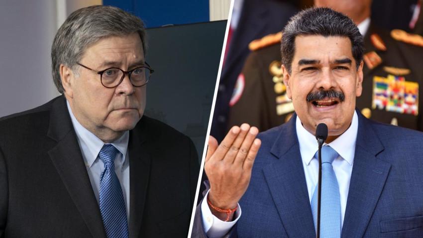 15 millones de dólares por la captura de Maduro | EL FRENTE