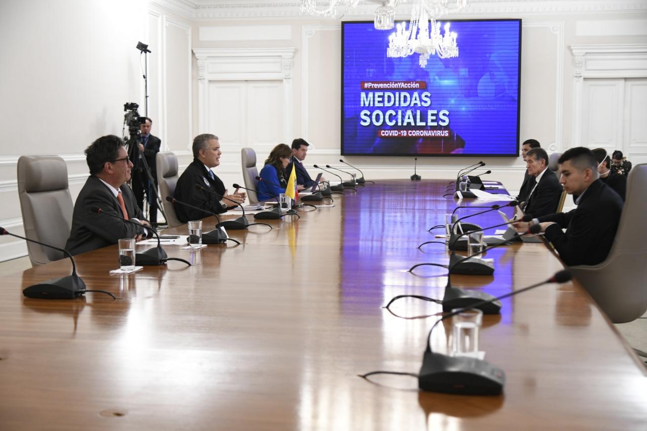 Colombia anuncia alivios para protección de los trabajadores en esta crisis por el coronavirus | EL FRENTE