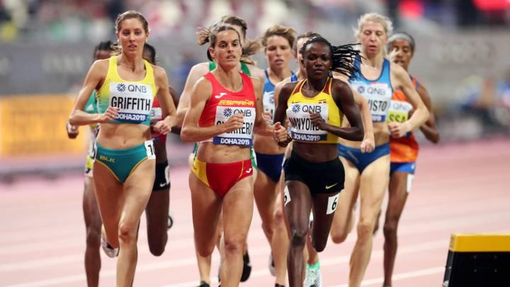 World Athletics busca nuevas fechas para Mundial de Atletismo | Deportes | EL FRENTE