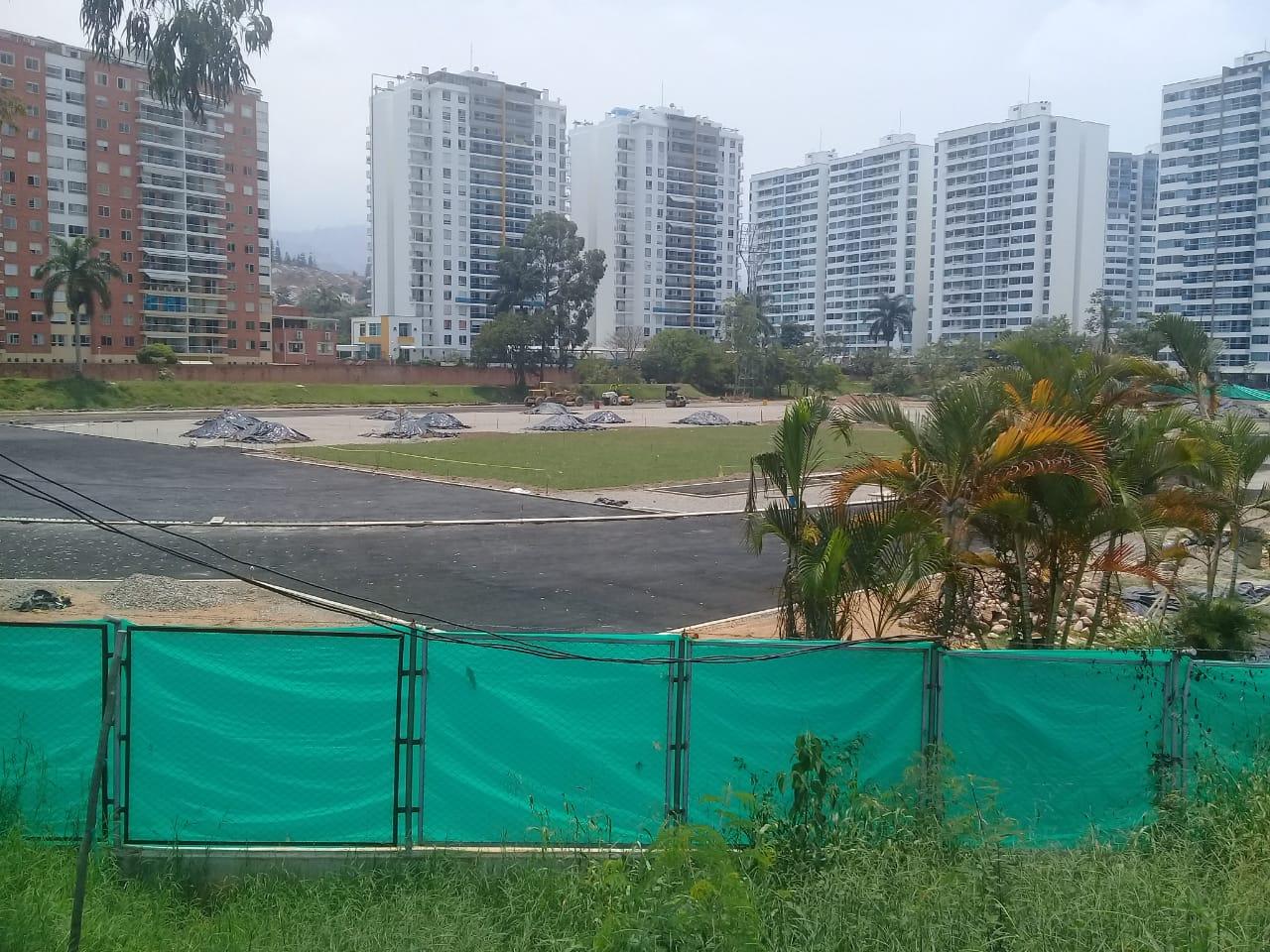Nueva pista de atletismo ya está en Bucaramanga | Deportes | EL FRENTE