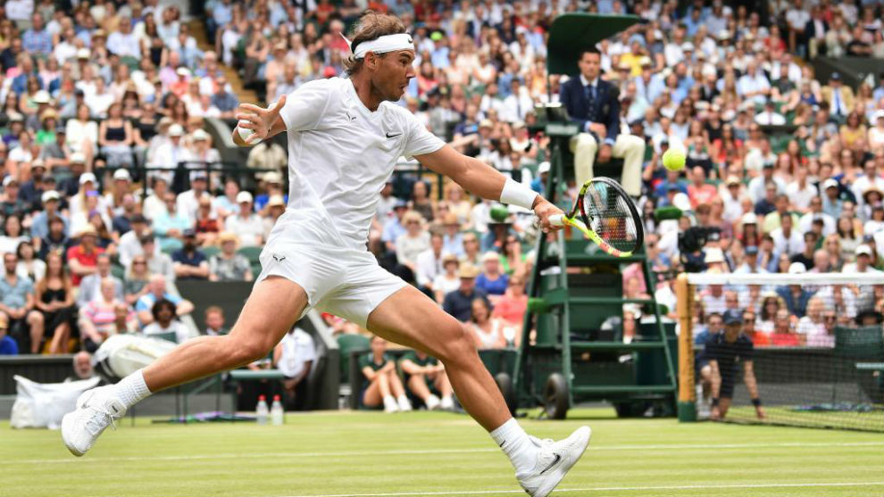 Cancelado el Grand Slam de Wimbledon  | Internacional | Deportes | EL FRENTE