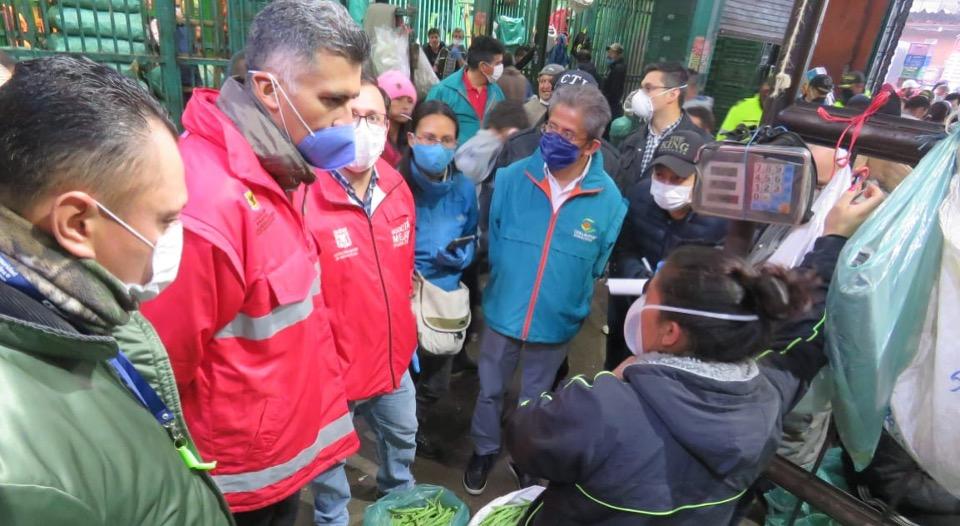 Colombia reporta normalidad en el suministro de alimentos en todas sus centrales mayoristas   Variedades   EL FRENTE