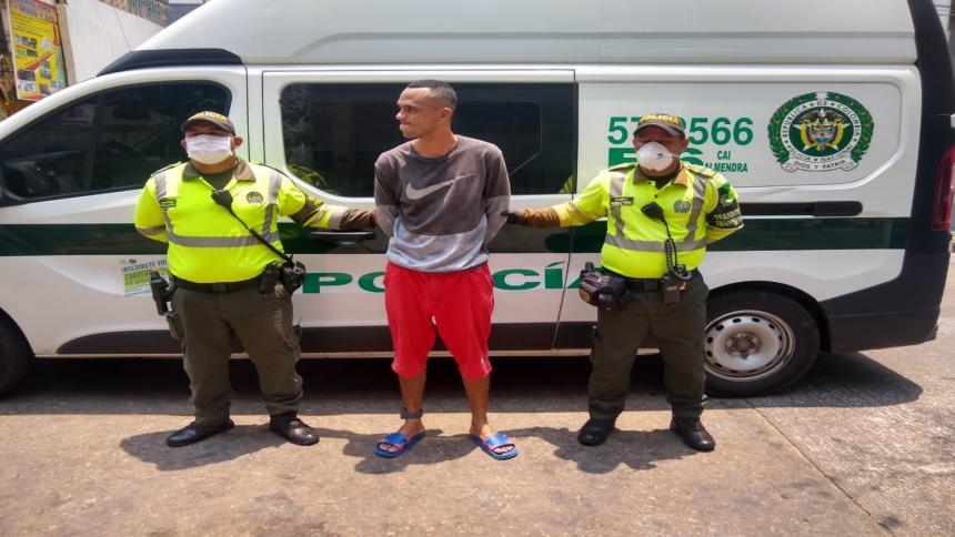 El Caín de Rebolo, a cuchillo quiso matar a su hermano  | Colombia | EL FRENTE