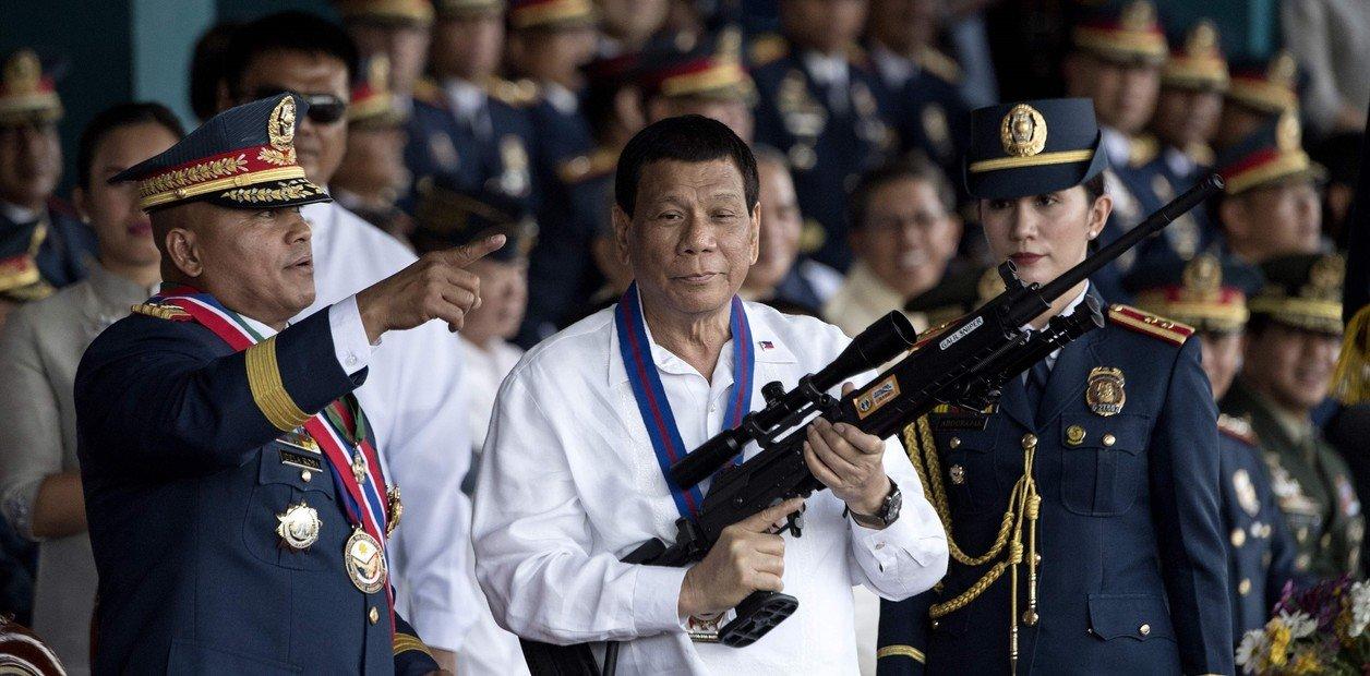 """Disparen a matar"": orden del presidente de Filipinas | Noticias | Mundo | EL FRENTE"