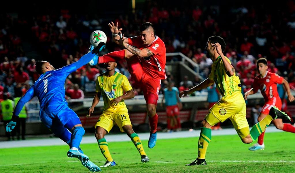 Fútbol profesional colombiano sin ayuda financiera  | Deportes | EL FRENTE