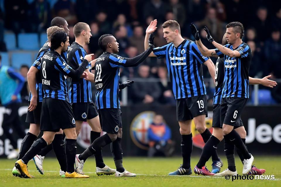 Brujas sería declarado campeón del fútbol en Bélgica | Deportes | EL FRENTE