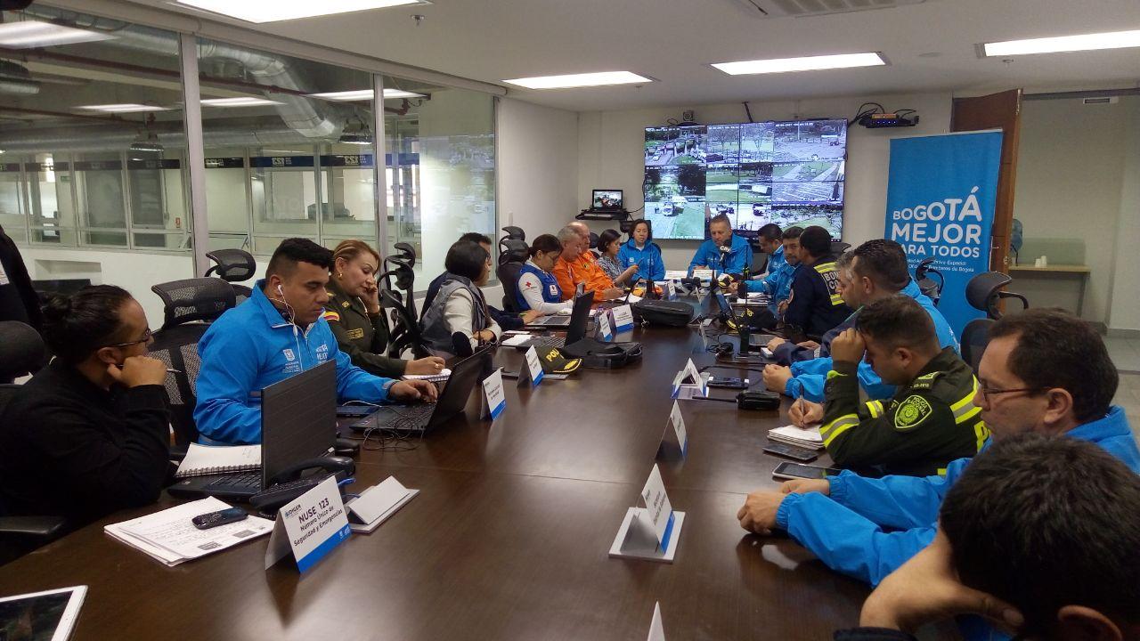 El coordinador del Centro de Operaciones de Emergencias de Bogotá dio positivo para Covid-19 | Colombia | EL FRENTE