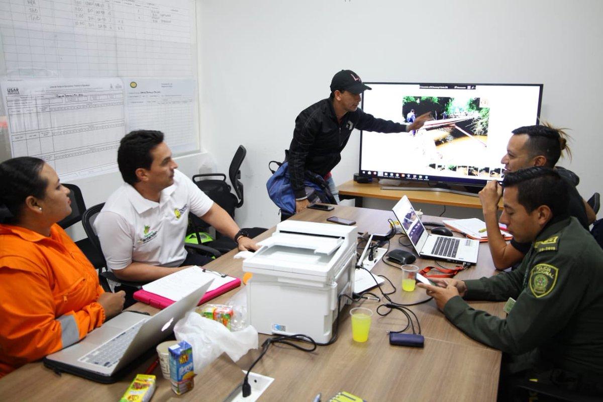 Expertos UDES participaron en el Puesto de Mando Unificado de Santander para atención de la Covid-19   EL FRENTE