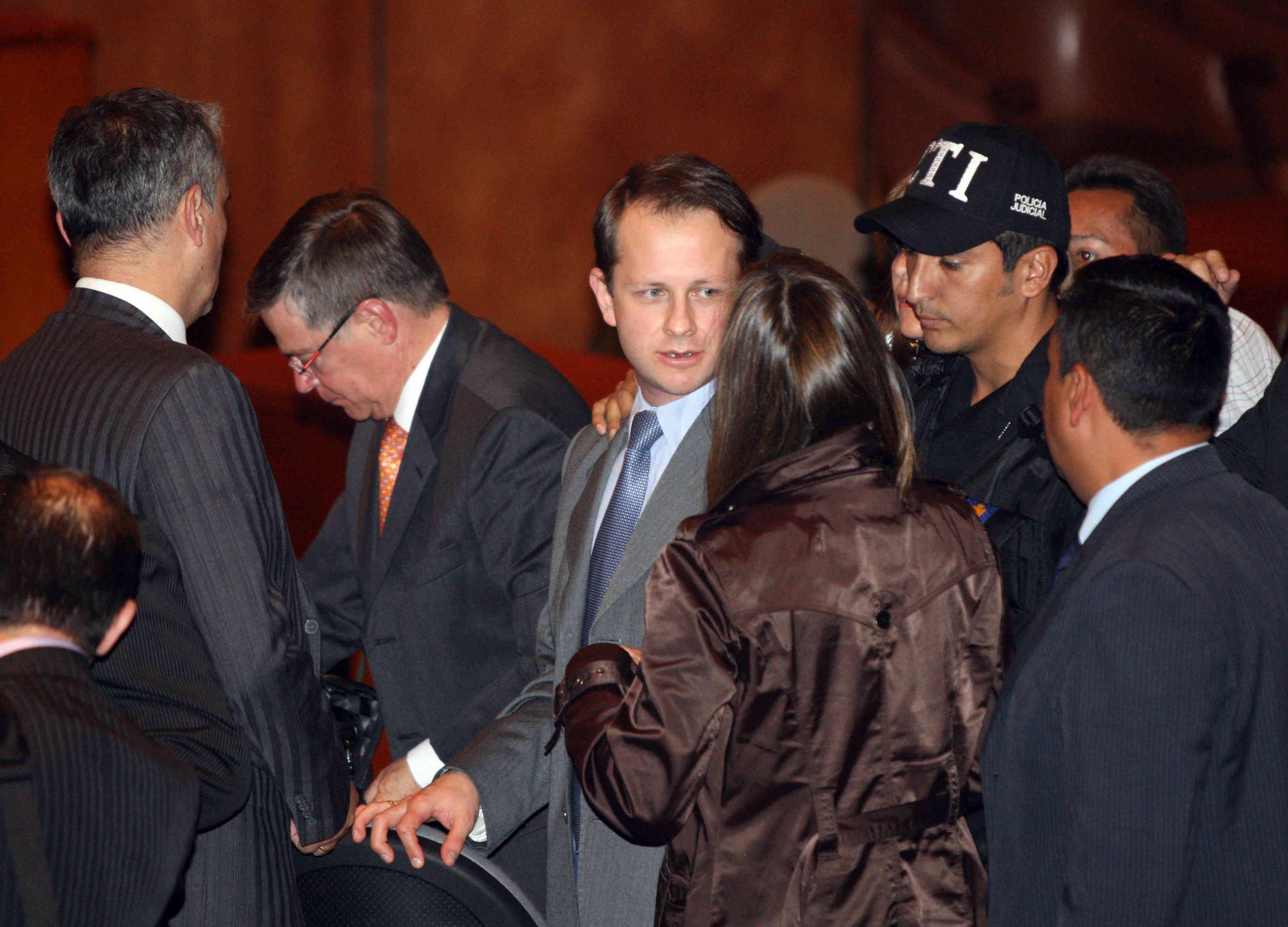 Andrés Felipe Arias podrá apelar su sentencia pero continuará cautivo | EL FRENTE