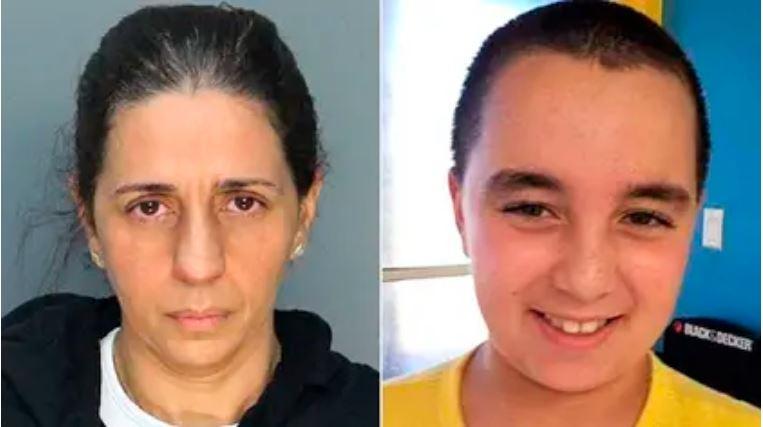 Desalmada madre mató a su hijo  | EL FRENTE