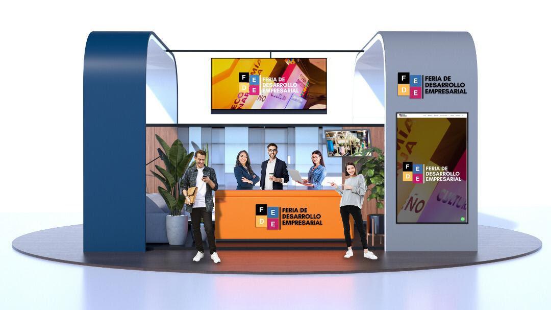 Primera programación virtual para plataforma 3D. Nace feria digital para apoyar industria nacional | Economía | EL FRENTE