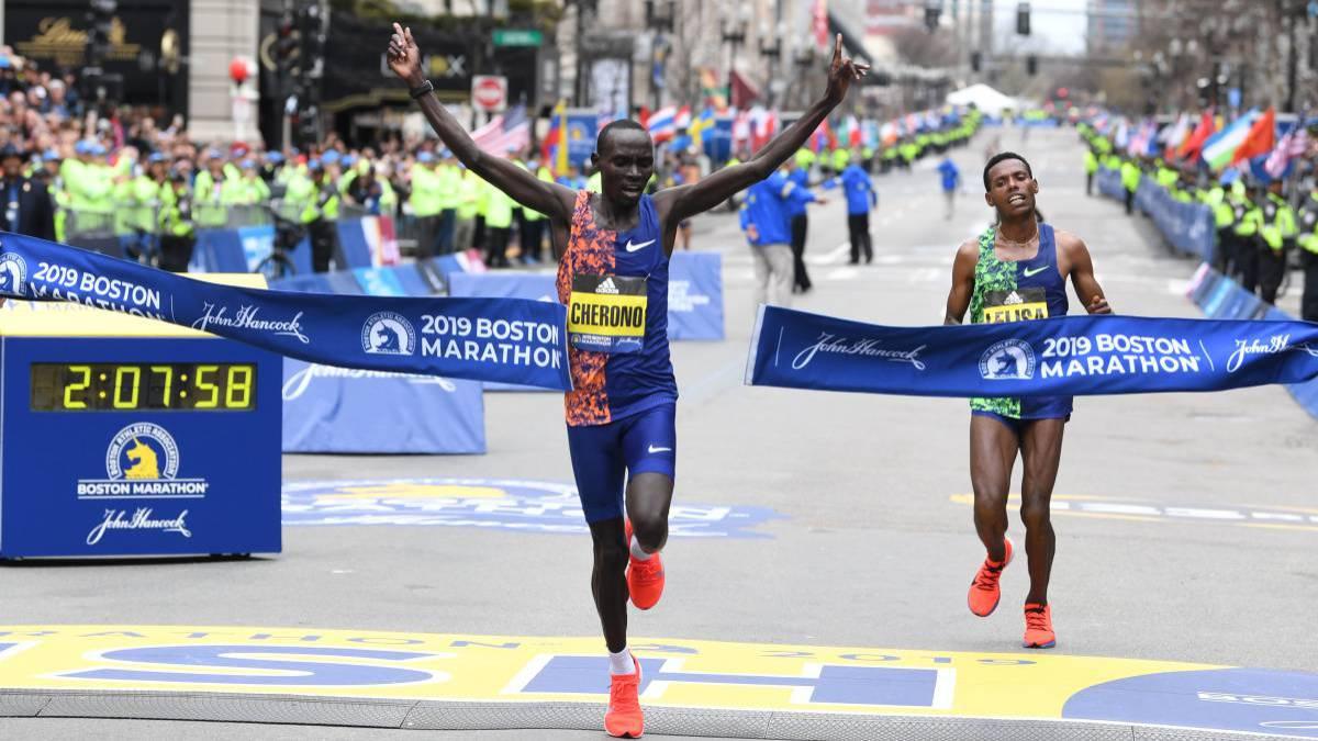Cancelada la histórica Maratón de Boston | Deportes | EL FRENTE