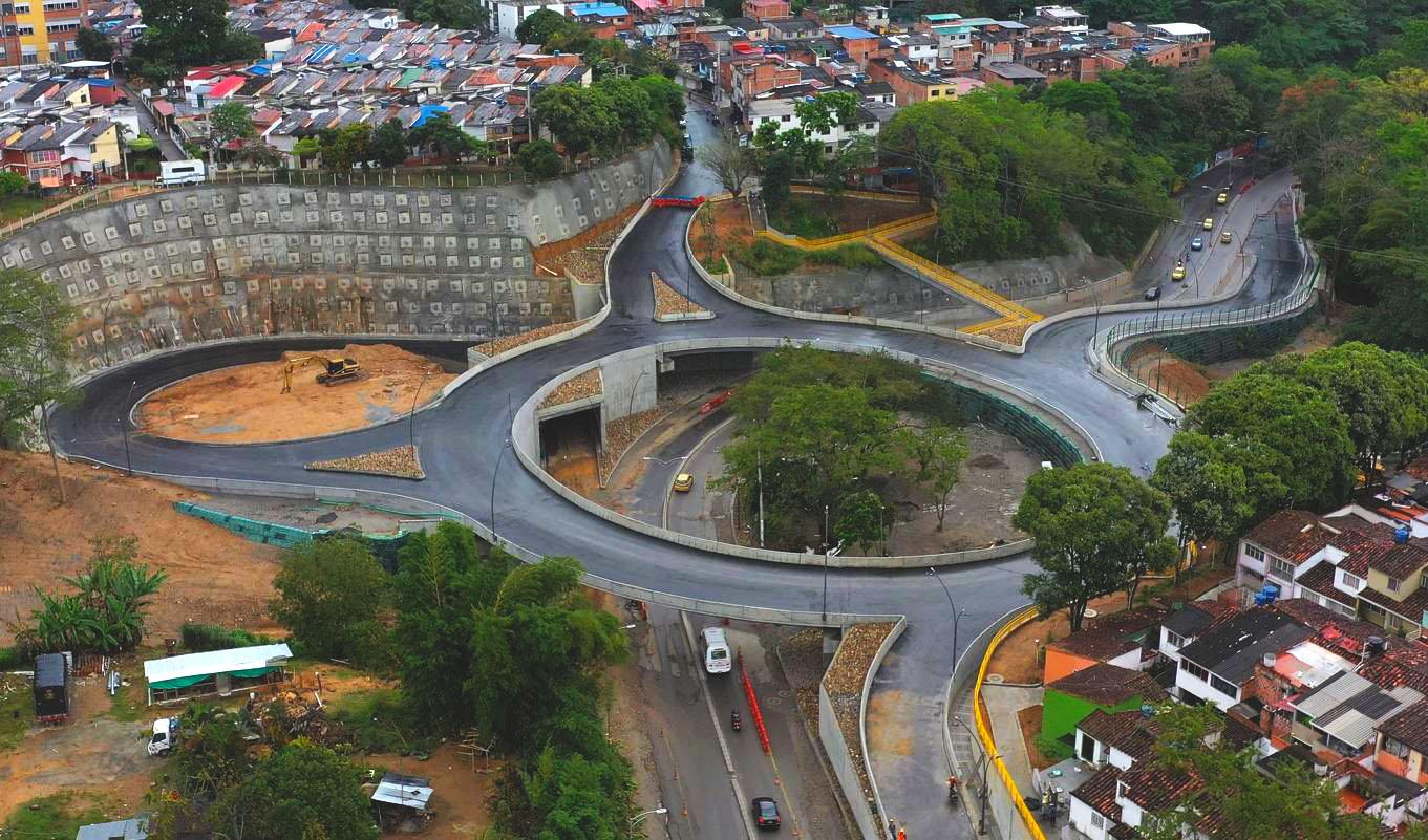 Hoy fueron reactivadas obras de PQP e intercambiador de Fátima | Metro | EL FRENTE