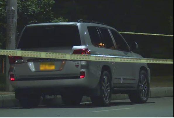 Pareja fue hallada muerta dentro de una camioneta  | Nacional | Justicia | EL FRENTE