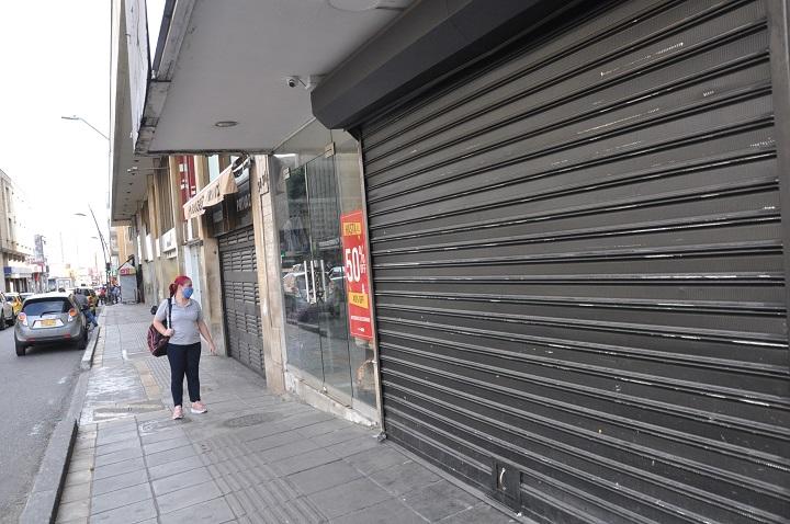 Cifras del DANE revelan un 14% de personas cesantes. Se disparó el desempleo en Bucaramanga  | Local | Economía | EL FRENTE