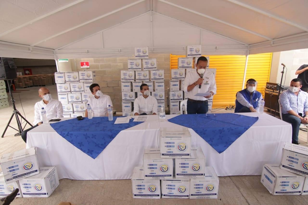 Floridablanca recibió más ayudas para adultos mayores | Metro | EL FRENTE