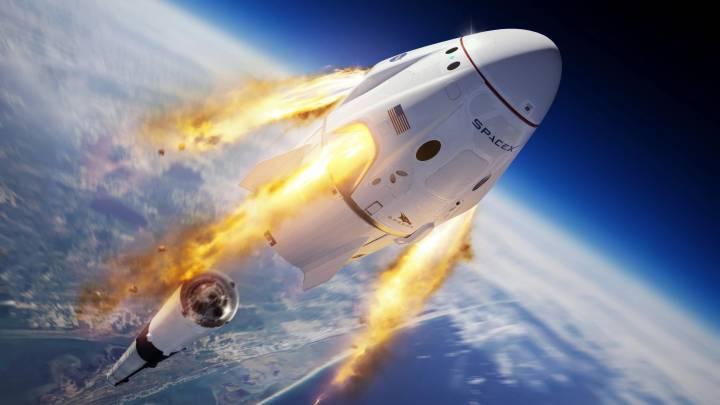 Exitoso lanzamiento del Nasa-SpaceX | EL FRENTE