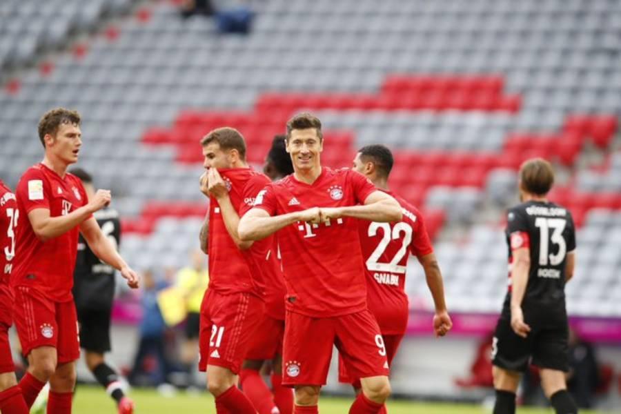 Un nuevo triunfo del Bayern Múnich  | Deportes | EL FRENTE