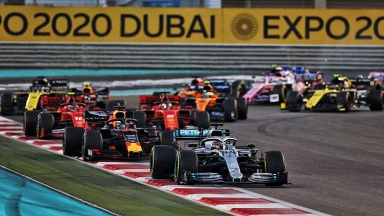 Formula 1 anuncia su fecha de regreso   Internacional   Deportes   EL FRENTE