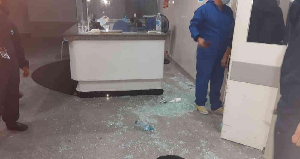 Familiares de paciente fallecido por covid-19 agredieron a médicos | Nacionales | Colombia | EL FRENTE