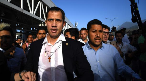 Lo que faltaba, ahora Guanipa le pide a los venezolanos no regresar a su país | Colombia | EL FRENTE