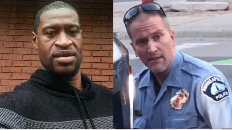 Policía que mató a afroamericano detenido en penal de seguridad | EL FRENTE