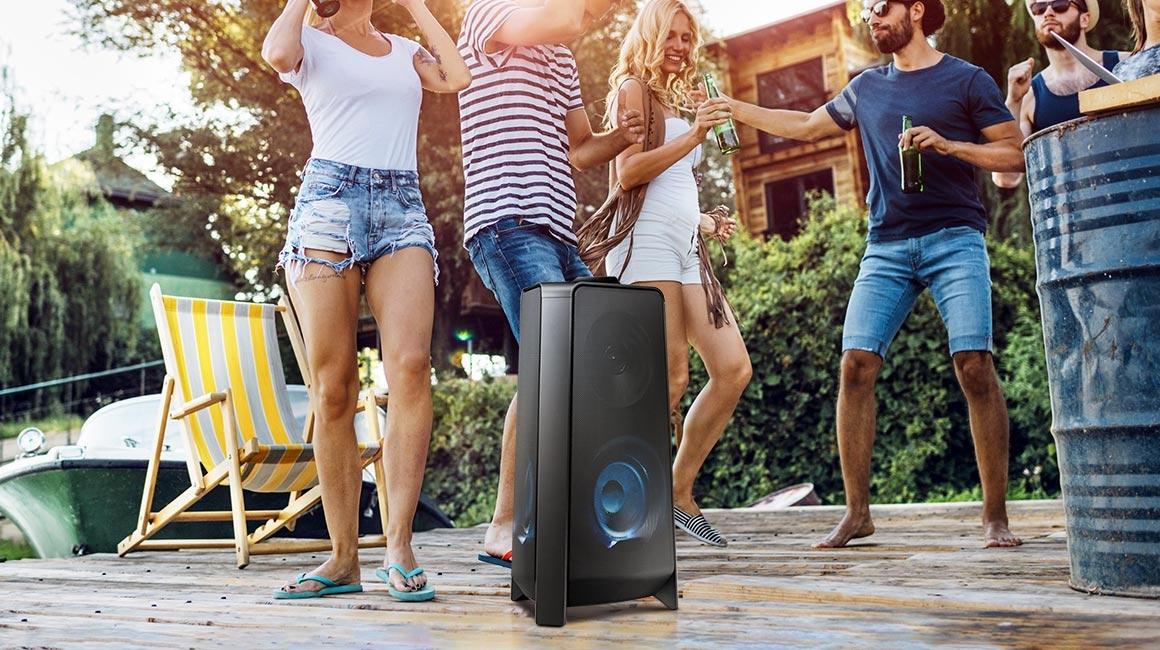 Súper sistema de audio para comprar a bajo costo durante jornada sin IVA | EL FRENTE