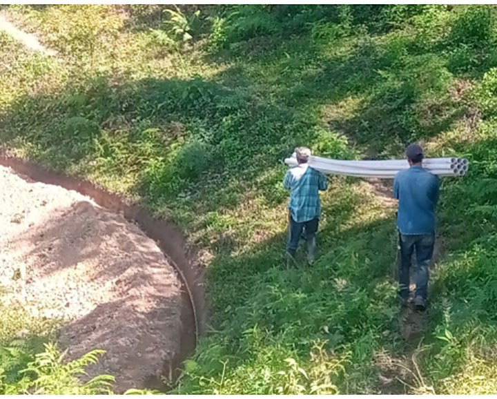 Culminarán obras de mantenimiento en 5 acueductos veredales de Bucaramanga | EL FRENTE