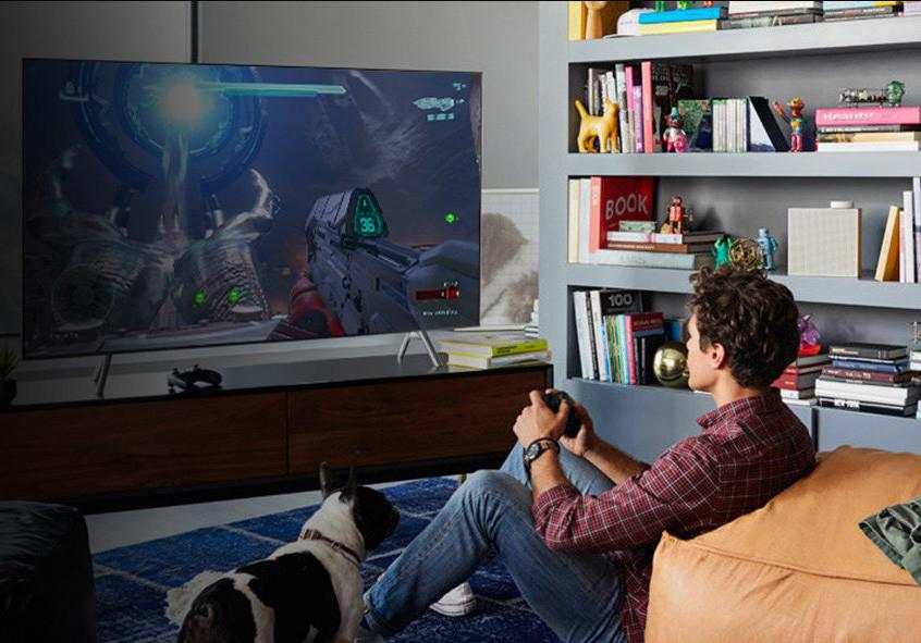 Lanzan línea especial de televisores para gamers | EL FRENTE