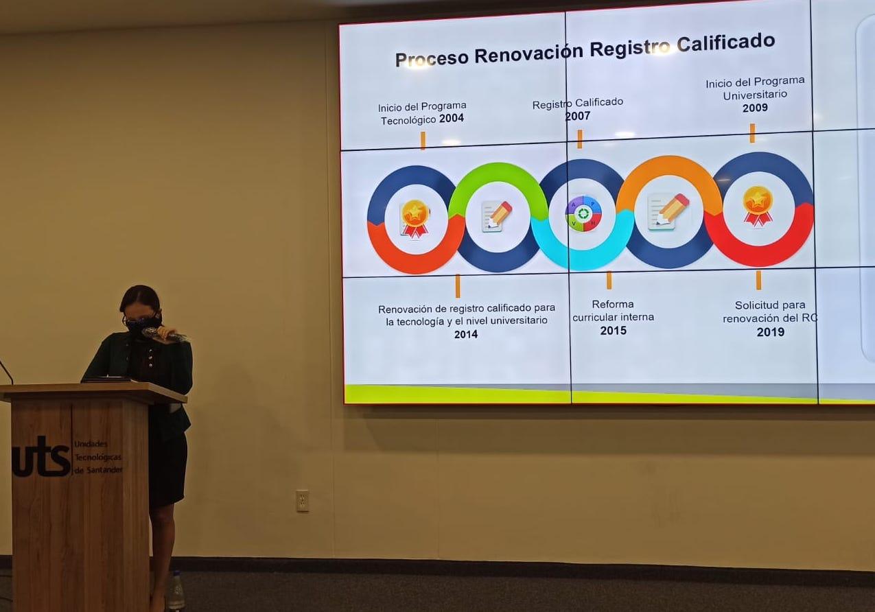 Proceso de renovación. UTS y su registro calificado de Marketing y Negocios Internacionales | EL FRENTE