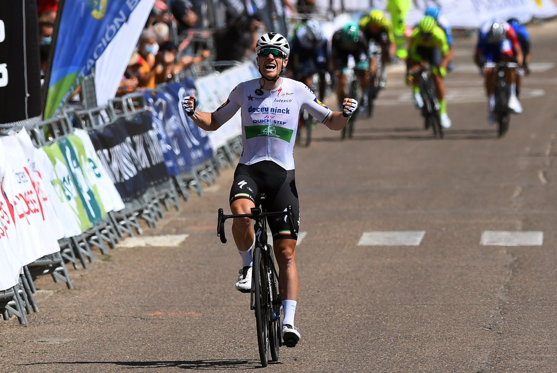 Sam Bennett ganador de la cuarta jornada   EL FRENTE