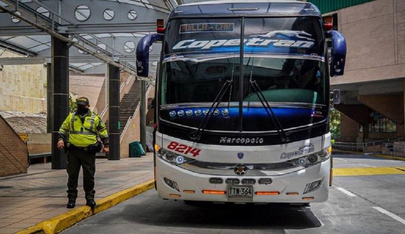Autorizan servicio de transporte terrestre. Planes piloto se harán en municipios no COVID-19 | EL FRENTE