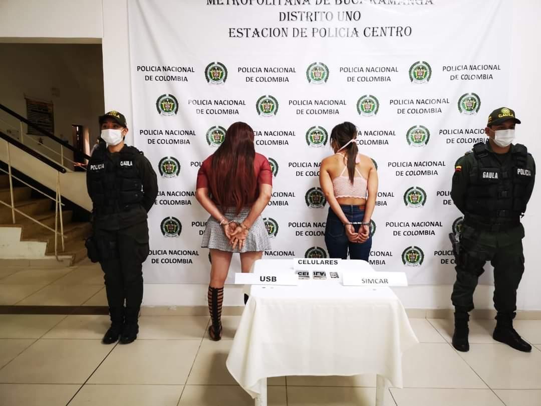 Cayó banda los 'Arcoíris' por extorsión a trabajadores sexuales en Bucaramanga   | EL FRENTE