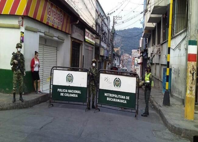 Cierran plaza de mercado de Piedecuesta tras fallecer 2 personas de COVID 19   Piedecuesta   Metro   EL FRENTE