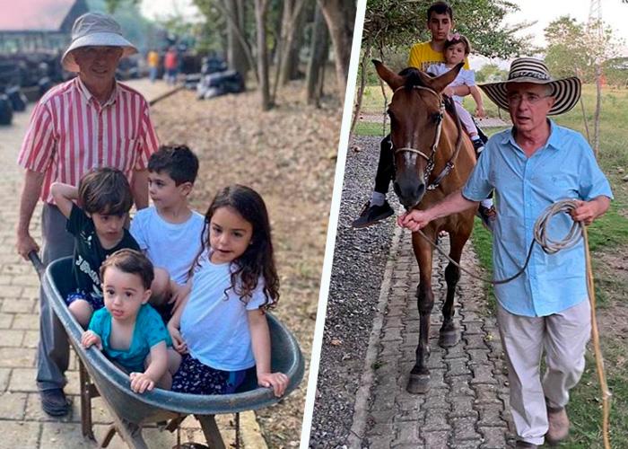Álvaro Uribe Vélez, el hijo, padre y abuelo Por: Hernando Mantilla Medina | Variedades | EL FRENTE