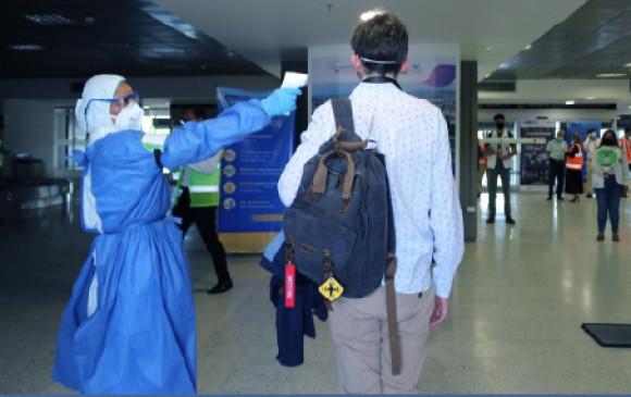 15 aeropuertos del país pasan evaluaciones de bioseguridad | Nacionales | Colombia | EL FRENTE