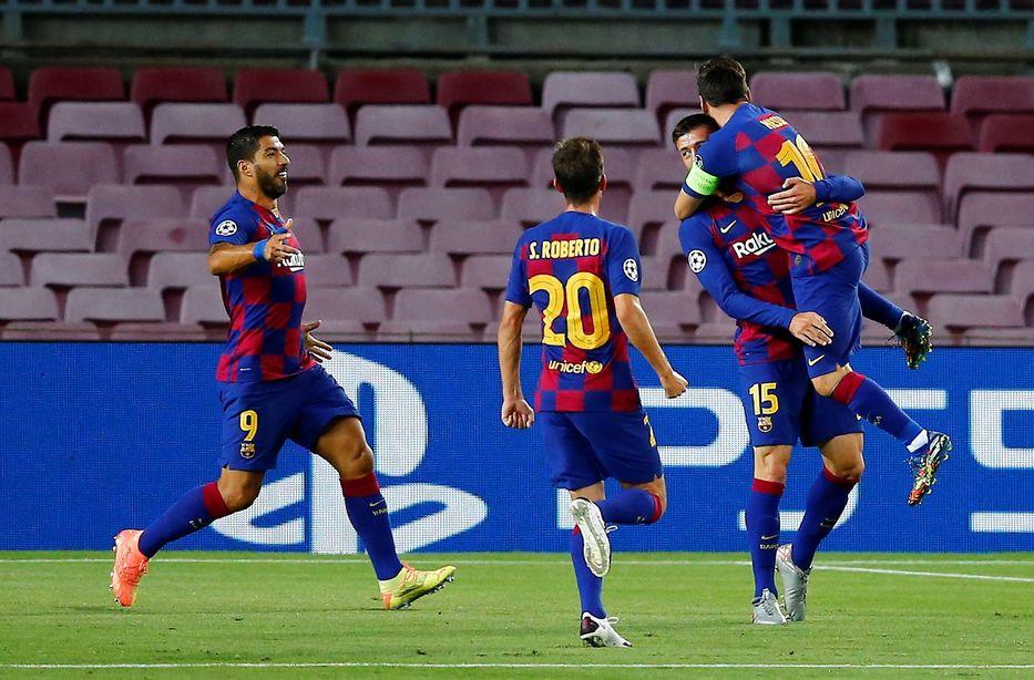 Barcelona confirmó su presencia en Lisboa | Internacional | Deportes | EL FRENTE