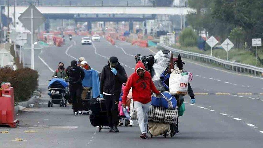 95.000 venezolanos retornaron a su país  | Nacionales | Colombia | EL FRENTE