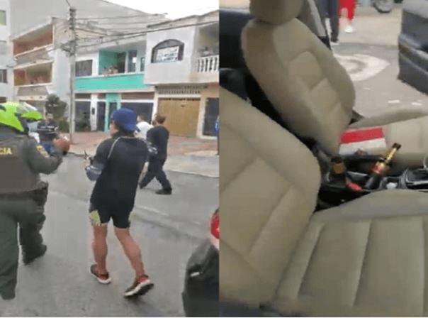 Millonarias multas deberá pagar funcionario de tránsito que condujo ebrio | EL FRENTE