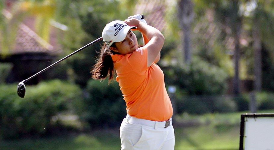 Santandereana Valery Plata ocupó el cuarto lugar del U.S. Womens Amateur Golf   Local   Deportes   EL FRENTE