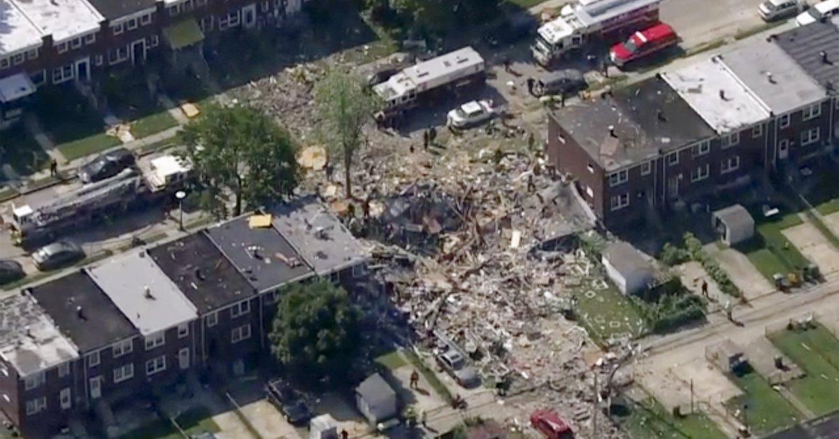 Explosión dejó una persona muerta y tres casas destruidas | Noticias | Mundo | EL FRENTE