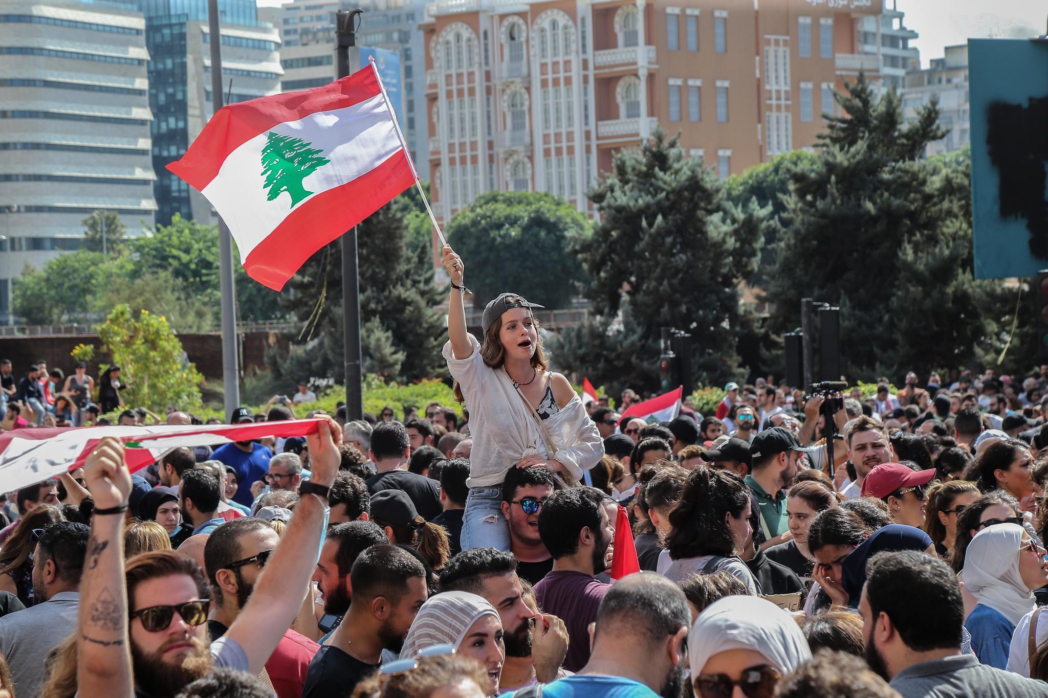Líbano busca un nuevo gobierno en medio de protestas | Noticias | Mundo | EL FRENTE