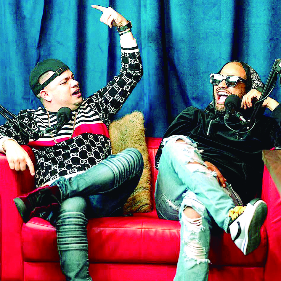 Sexta producción Jowell & Randy estrenan su nuevo álbum  | Variedades | EL FRENTE