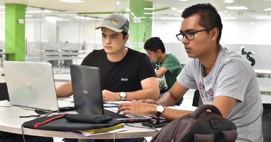 Nuevas tecnologías. Uteístas inician semestre académico con alternancia  | Santander | EL FRENTE