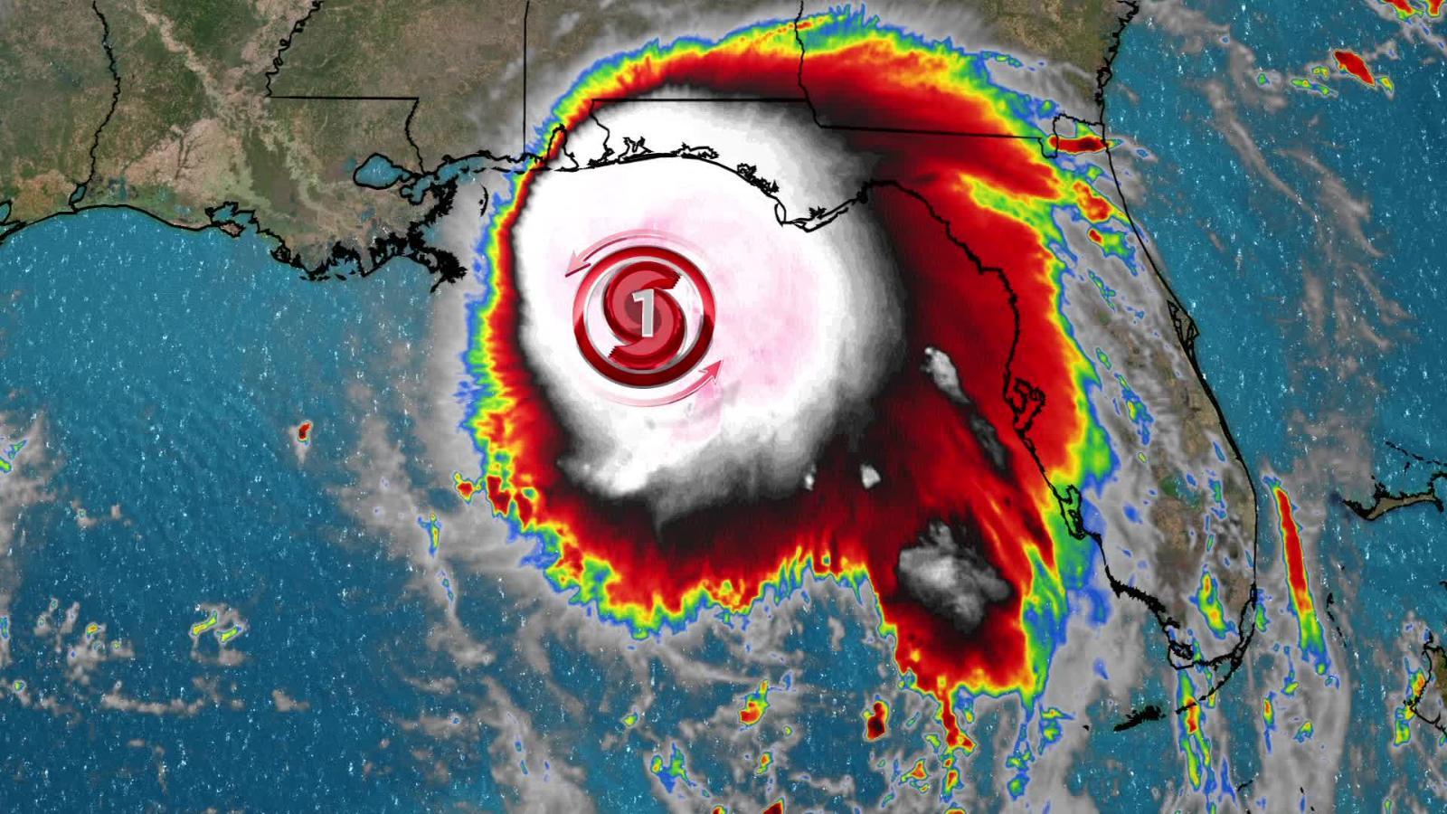 Huracán Sally llega a la costa estadounidense del Golfo de México | EL FRENTE