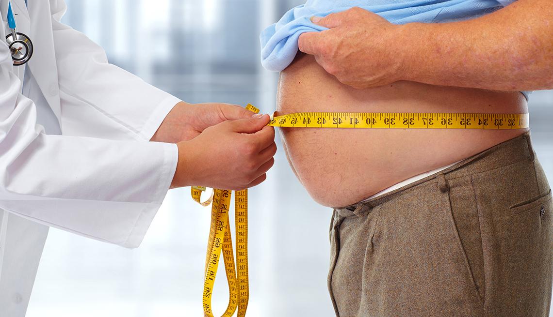 La obesidad, la enfermedad aliada del Coronavirus   EL FRENTE