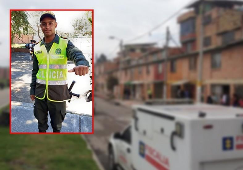 Joven auxiliar de la Policía fue asesinado, dizque por un chisme  | EL FRENTE
