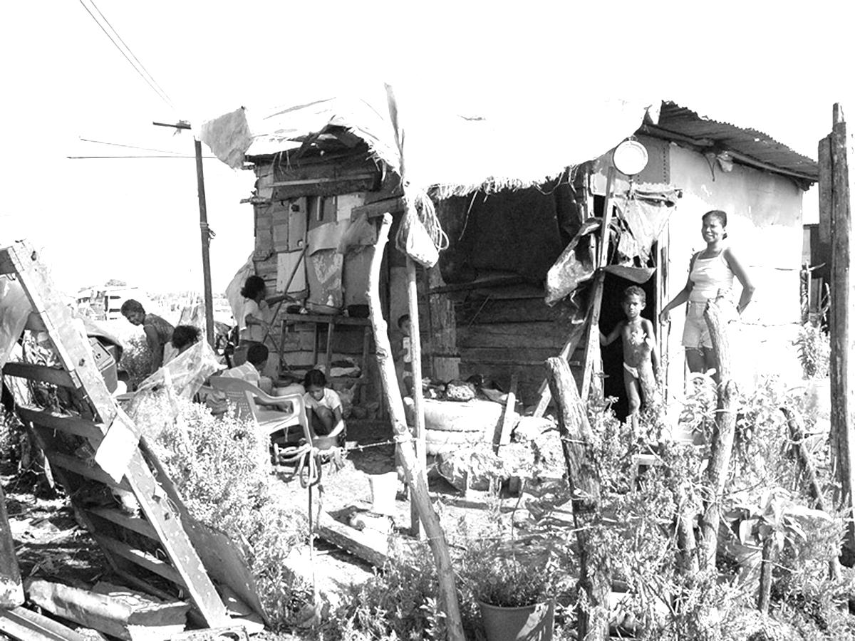 La pobreza en Colombia fue 35,7% en el año 2019 | EL FRENTE